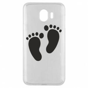 Samsung J4 Case Baby