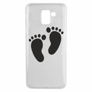 Samsung J6 Case Baby