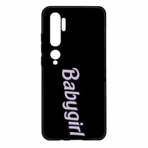 Etui na Xiaomi Mi Note 10 Babygirl