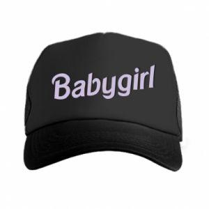 Czapka trucker Babygirl