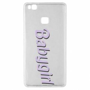 Etui na Huawei P9 Lite Babygirl