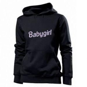 Bluza damska Babygirl