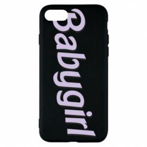 Etui na iPhone 7 Babygirl
