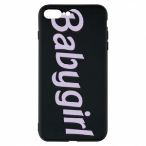 Etui do iPhone 7 Plus Babygirl