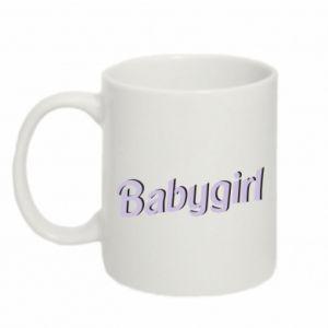 Kubek 330ml Babygirl