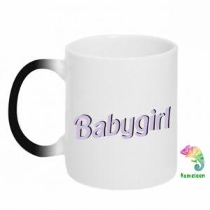 Kubek-magiczny Babygirl