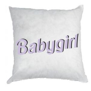Poduszka Babygirl