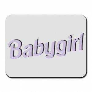 Podkładka pod mysz Babygirl