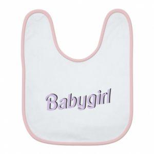 Śliniak Babygirl