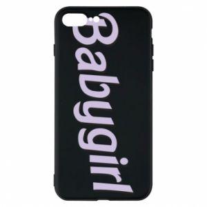 Etui na iPhone 8 Plus Babygirl