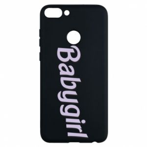 Phone case for Huawei P Smart Babygirl