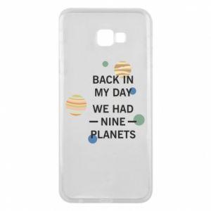 Etui na Samsung J4 Plus 2018 Back in my day we had nine planets