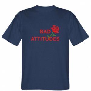 Koszulka męska Bad attitudes