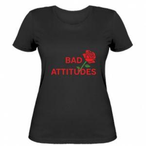 Koszulka damska Bad attitudes