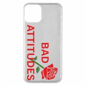Etui na iPhone 11 Bad attitudes