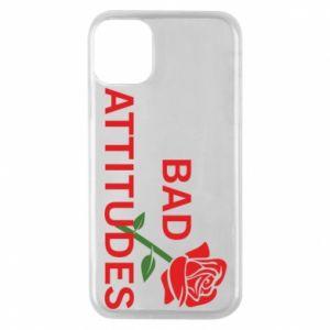 Etui na iPhone 11 Pro Bad attitudes