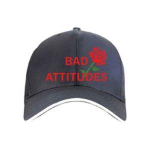 Czapka Bad attitudes