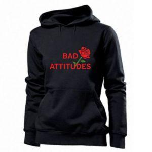 Bluza damska Bad attitudes