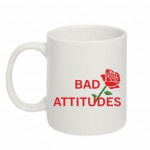 Kubek 330ml Bad attitudes