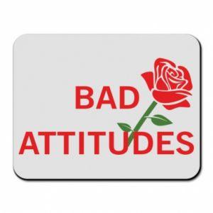 Podkładka pod mysz Bad attitudes