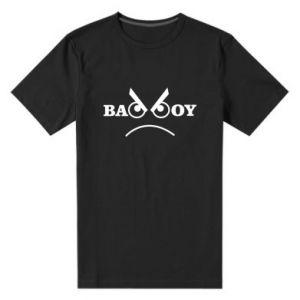 Męska premium koszulka Bad boy