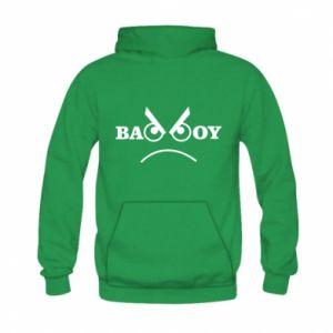 Bluza z kapturem dziecięca Bad boy