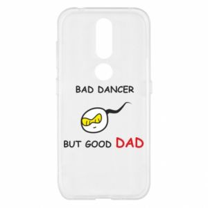 Nokia 4.2 Case Bad dancer but good dad