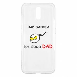 Nokia 2.3 Case Bad dancer but good dad