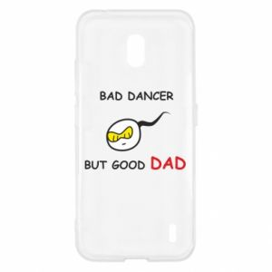 Nokia 2.2 Case Bad dancer but good dad