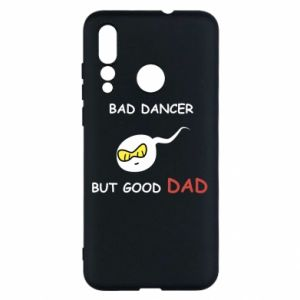 Huawei Nova 4 Case Bad dancer but good dad