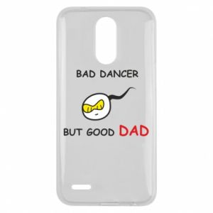Lg K10 2017 Case Bad dancer but good dad