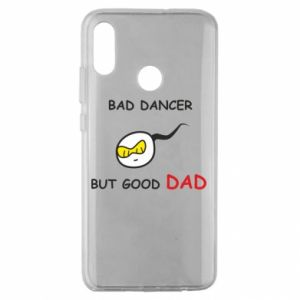 Huawei Honor 10 Lite Case Bad dancer but good dad