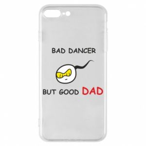 Etui na iPhone 8 Plus Bad dancer but good dad