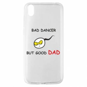 Huawei Y5 2019 Case Bad dancer but good dad