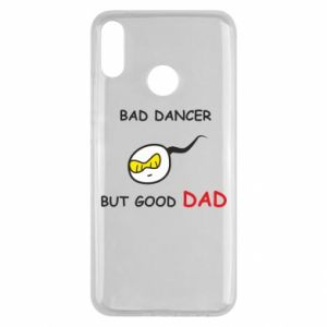 Huawei Y9 2019 Case Bad dancer but good dad