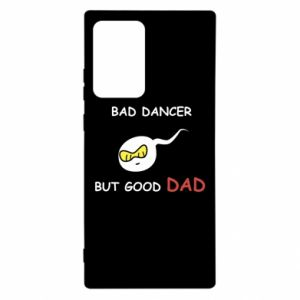 Samsung Note 20 Ultra Case Bad dancer but good dad