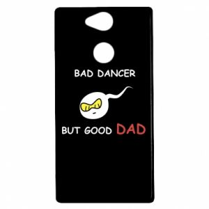 Sony Xperia XA2 Case Bad dancer but good dad