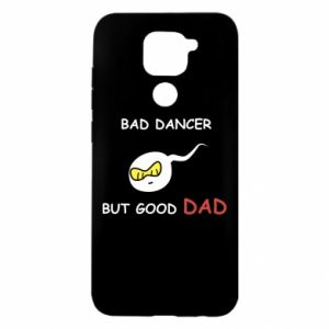 Xiaomi Redmi Note 9 / Redmi 10X case % print% Bad dancer but good dad