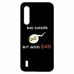 Xiaomi Mi9 Lite Case Bad dancer but good dad
