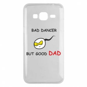 Etui na Samsung J3 2016 Bad dancer but good dad