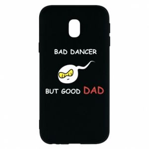 Etui na Samsung J3 2017 Bad dancer but good dad