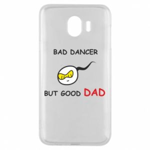 Etui na Samsung J4 Bad dancer but good dad