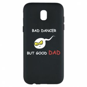 Etui na Samsung J5 2017 Bad dancer but good dad