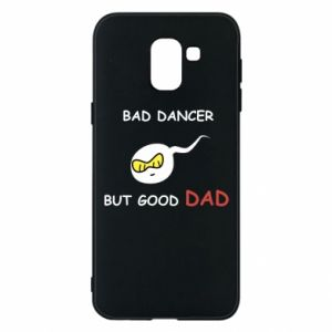 Etui na Samsung J6 Bad dancer but good dad