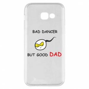 Etui na Samsung A5 2017 Bad dancer but good dad