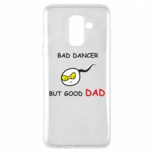 Etui na Samsung A6+ 2018 Bad dancer but good dad