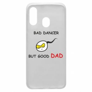Etui na Samsung A40 Bad dancer but good dad