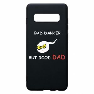 Etui na Samsung S10+ Bad dancer but good dad