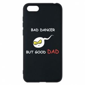 Etui na Huawei Y5 2018 Bad dancer but good dad