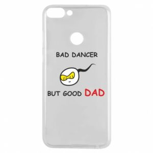 Etui na Huawei P Smart Bad dancer but good dad